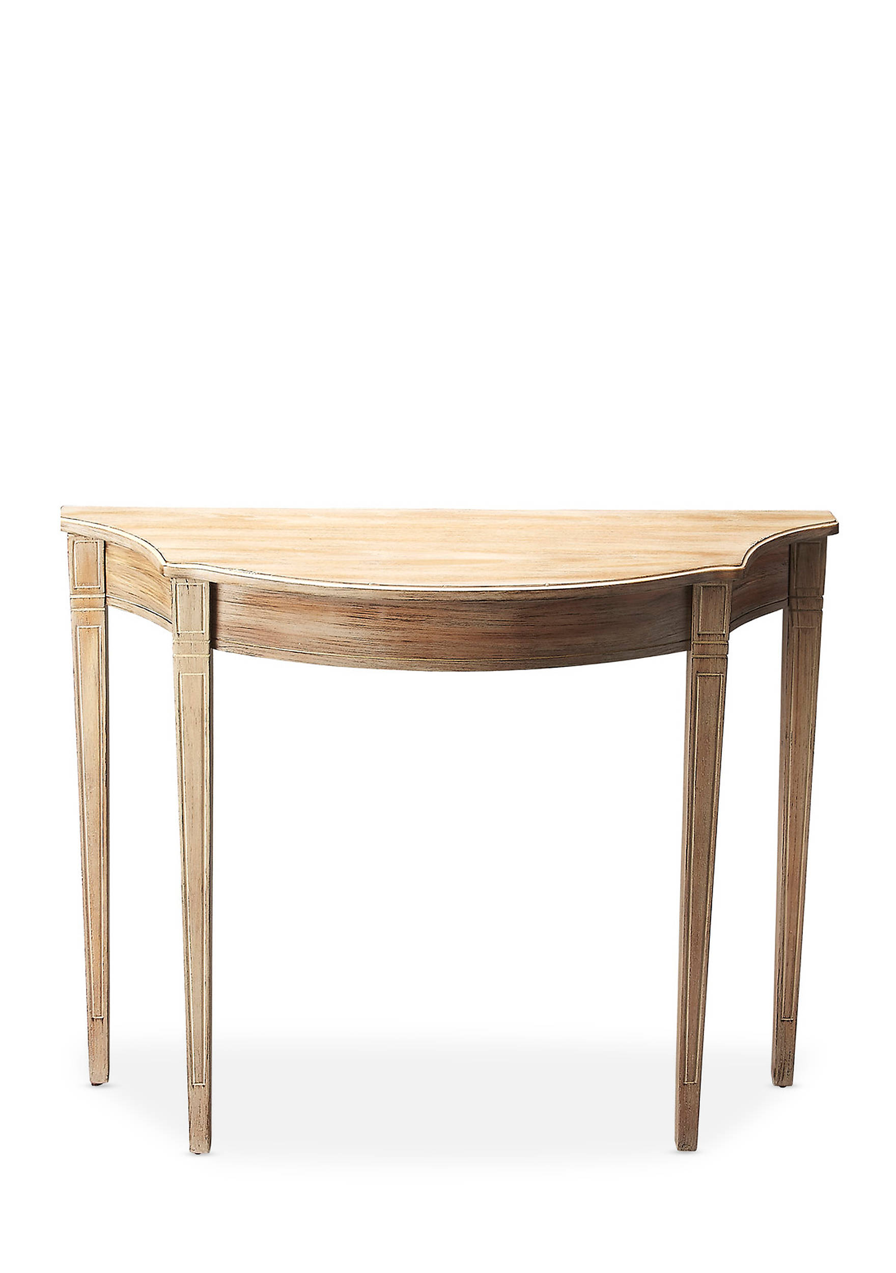 Butler specialty company chester driftwood console table belk images chester driftwood console table geotapseo Images