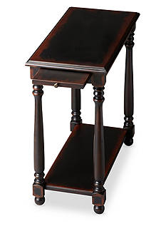 Butler Specialty Company Devane Midnight Rose Chairside Table