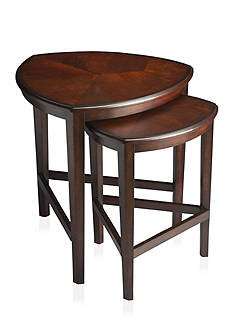Butler Specialty Company Finnegan Chocolate Nesting Tables