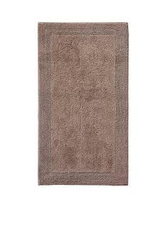 GRUND Grund Organic Cotton Bath Rug, Puro Series, 21-inch by 34-Inch, Choco Cream