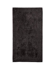 GRUND Grund Organic Cotton Bath Rug, Puro Series, 24-Inch by 40-Inch, Graphite