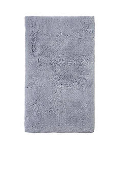 GRUND Grund Organic Cotton Bath Rug, Namo Series, 17-Inch by 24-Inch, Denim