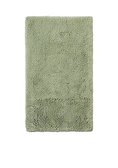 GRUND Grund Organic Cotton Bath Rug, Namo Series, 24-Inch by 40-Inch, Green Tea