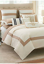 Carson Queen Comforter Mini Set 92-in. x 96-in.