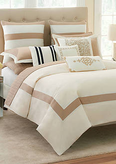 Modern. Southern. Home.™ Carson King Comforter Mini Set 110-in. x 96-in.