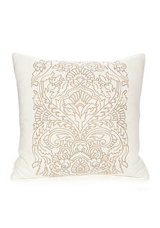 Modern. Southern. Home.™ Carson Crewel Embroidered Medallion Decorative Pillow