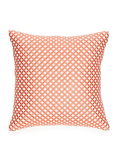 Modern. Southern. Home.™ Dory Embroidered Circles Decorative Pillow