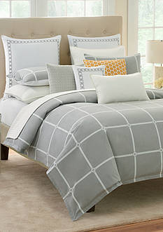 Modern. Southern. Home.™ Reece Queen Duvet Mini Set 92-in. x 96-in.