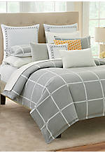 Reece Queen Duvet Mini Set 92-in. x 96-in.