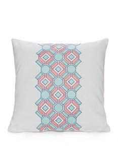 Modern. Southern. Home.™ Brooke Embroidered Felt Decorative Pillow