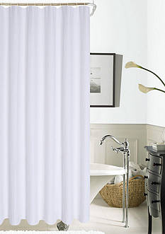 Dainty Home Hotel Collection Spa Shower Curtain