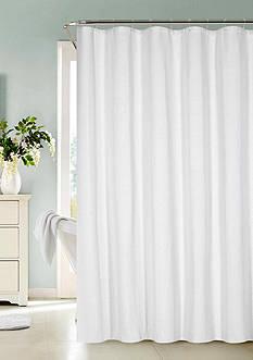 Dainty Home Ellen Tracy Fieldstone Shower Curtain