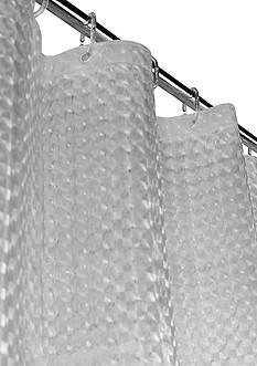 Dainty Home Mirage 3D Vinyl Shower Curtain Liner