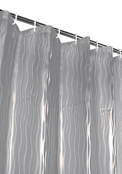 Dainty Home Milan 3D Vinyl Shower Curtain Liner