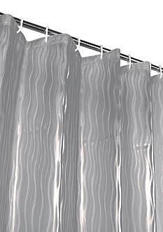 Dainty Home Milan 3D Vinyl Shower Curtain Liner