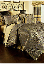 Fountain Blue King Comforter Set