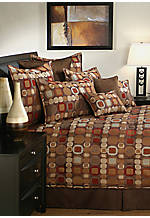 Metro California King Comforter Set