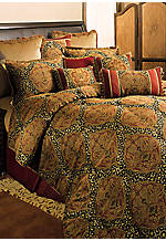Tangiers Full/Queen Comforter Set