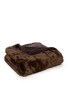 Biltmore Faux Fur Throw