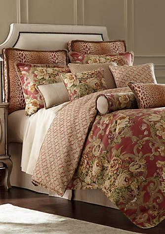 Rose Tree Durham Queen Comforter Set Belk