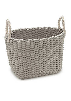 Modern. Southern. Home.™ Large Rectangular Rope Basket