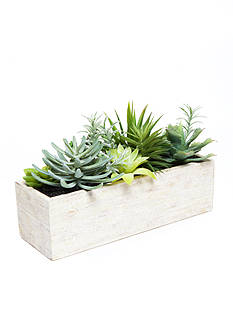 Modern. Southern. Home.™ Large Faux Succulent
