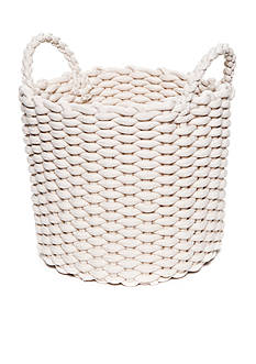Modern. Southern. Home.™ Small Round Cotton Rope Basket