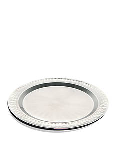 Modern. Southern. Home.™ Decorative Round Hammered Tray