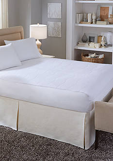 Serta® SERTA PLUSH VELOUR SHEET PROGRAMMABLE HEATED ELECTRIC WARMING MATTRESS PAD FULL