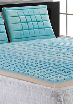 Beautyrest AirCool ™ Geo-Max Memory Foam Topper - Online Only