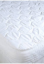 Ultimate 400-thread count Queen Mattress Pad 80-in. x 60-in.