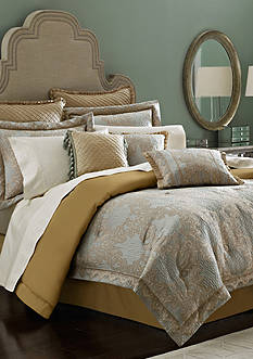 Croscill Opal Reversible Comforter Set