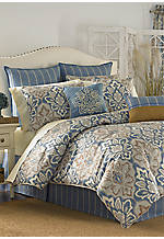 Captains Quarters King Comforter Set 110-in. x 96-in.