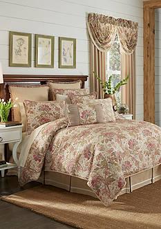 Croscill Camille King Comforter 4-Piece Set