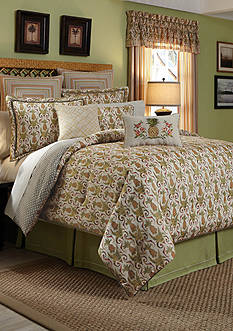 Croscill PINA COLADA WC KING COMFORTER SET