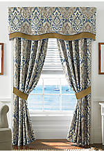 Captains Quarters Drapery Pair 84-in. X 89-in. + 1-in.