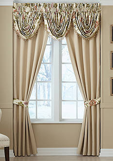 Croscill Daphne Window Drapery Panels