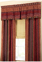 Plateau Multicolored Valance 15-in. x 88-in.