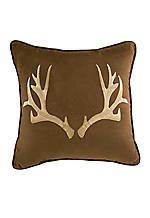 Fashion Pillow: 16-in. x 16-in.