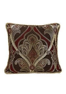 Croscill Bradney 18x18 Square Pillow