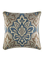 Captains Quarters Square Pillow 18-in. X 18-in.