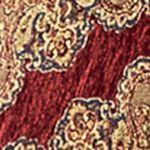 Red Bedding: Multi Croscill Sebastian Comforter Set