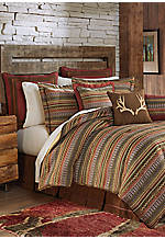 California King Comforter Set: 96-in. x 110-in.