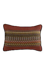 Boudoir Pillow:18-in. x 12-in.