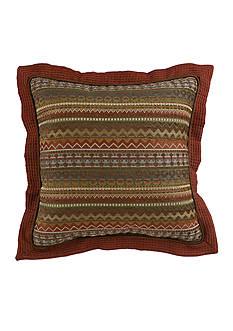 Croscill Horizons 18x18 Square Pillow