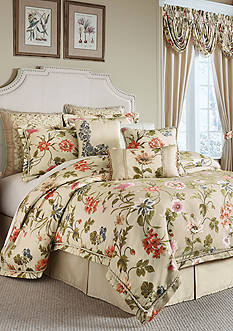 Croscill Daphne California King Reversible Comforter Set