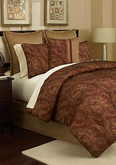 Croscill Mandalay 7 Piece Bedding Collection Belk