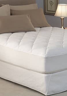 Spring Air WON'T GO FLAT MATTRESS PAD