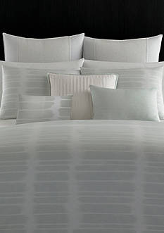 Vera Wang Painted Stripe Bedding Collection
