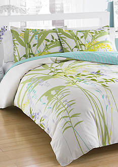 CITY SCENE MIX FLRL KG DUVET SE